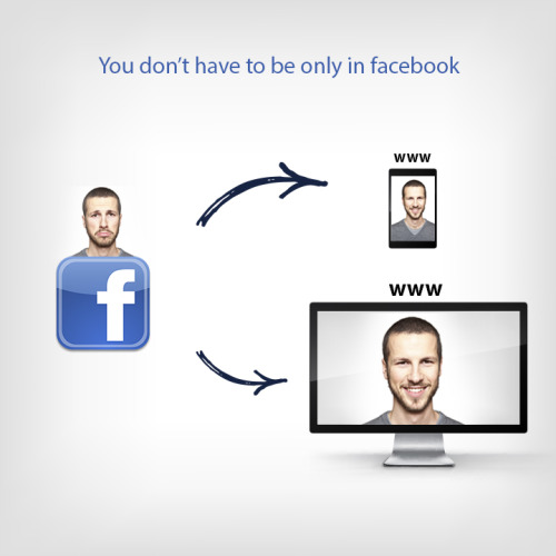 No, you don't. With EXAI's new app you can turn your Facebook page into a website in minutes! You can now get a FREE domain with the purchase of a one-year premium plan. Find out more about this limited time offer Here.