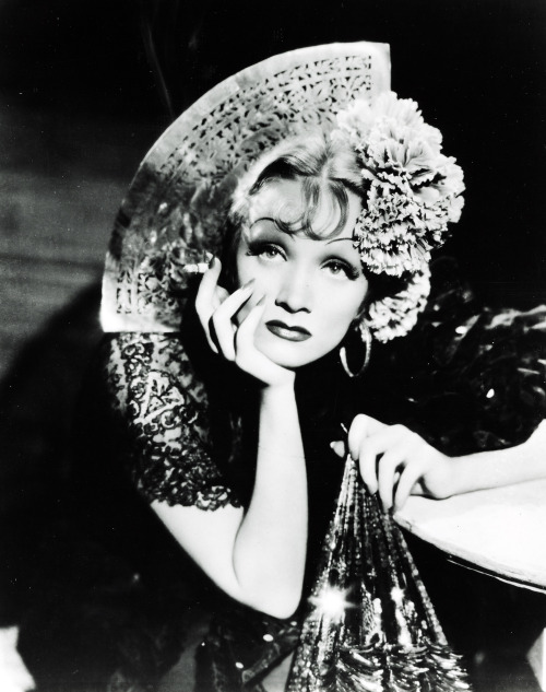Marlene Dietrich in The Devil is a Woman (1935)