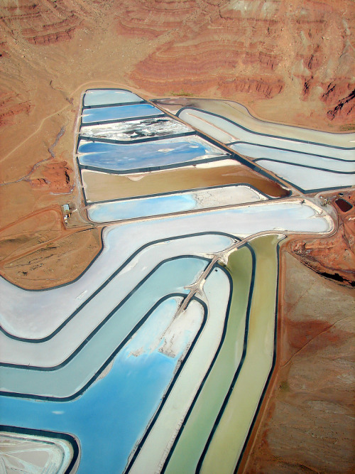 haroldnmod:  Evaporation Ponds