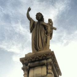 Don't blink. #oaklandcemetery