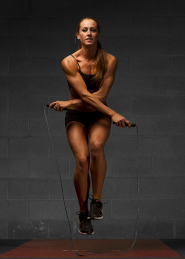 eatcleanmakechanges:  jump rope