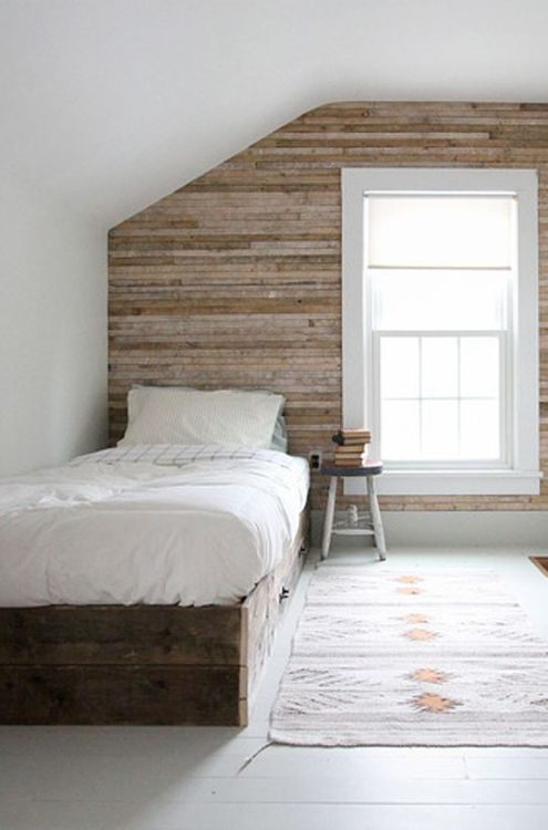 Style Vintage Room Bedroom Design Home Inspiration Bed Rustic
