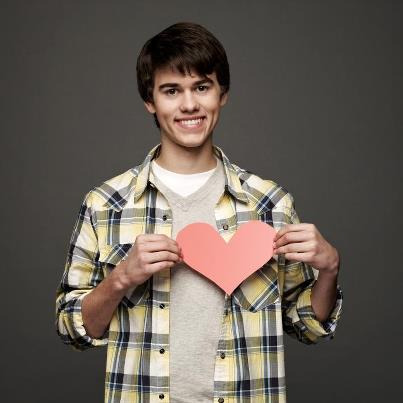 1dlover05myboys:  JOHN LUKE ROBERTSON!! YOU ARE A SEXY BEAST. I LOVE YOU. MWAUH MWAUH. 💜💜💜