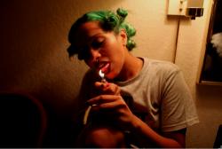 green Venus X