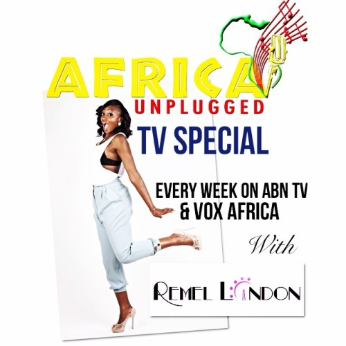 Check out the brand new @AfricaUnplugged TV Special. In this 6 part series we will be featuring exclusives,  live performances, videos and more from Davido, Tiwa Savage, diamond and .  It will be hosted by yours truly so tune in every week on ABN TV on SKY 290 and VOX Africa SKY 218  Check out the first episode online too ☺️ #AfricaunpluggedTV #RemelLondon http://t.co/aPWXk0i99N