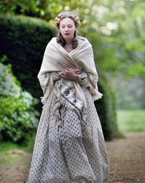 rescuepotts:  Carey Mulligan as Ada Clare in BBC Bleak House (2005).