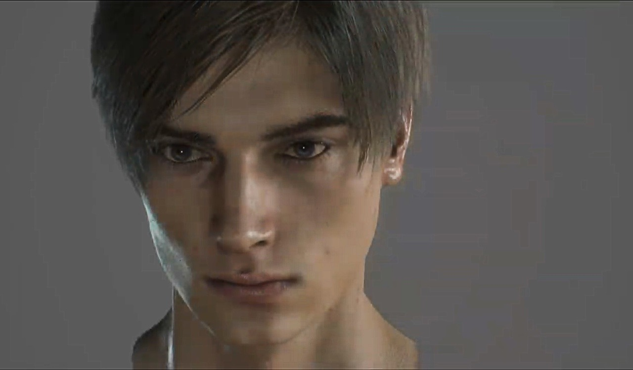 雷 光 Some Screenshots Were Taken From Capcom Resident