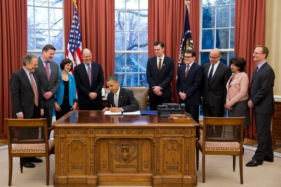 activistaddict:  Obama signing a bill authorizing awards for information on Joseph Kony. Huge victory for the movement! :)