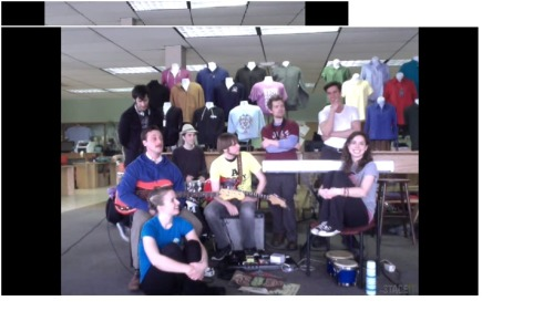 just a few screenshots i got from today's JATP live stream. Absolutely loved it