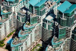 londonholic:  Thames Riverside buildings from above by Michael Dunning http://LDN.in/Ke2EVF