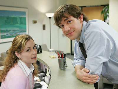 Jim & Pam Halpert. I can't put into words what it meant to watch their story. Seasons 2 and 3 of The Office were magic. Rooting for them, waiting for their timing to finally sync. The booze cruise, casino night, the fire walk.  It hurt when the magic started to fade. Yes, Steve Carell's Michael Scott breathed something into the show that left when he did. But it was more than that. I would never have imagined a time when I would be so fed up with one half of this couple. This season, I have been so exasperated with Pam. Why would she deny Jim this opportunity? Why would she want to stay in Scranton, at Dunder-Mifflin? Why? Funny, that I don't understand. I am a creature of habit. I've worked at my office for over a decade. I fear I'm not good enough. I wish I had my own version of Jim Halpert who was willing to fight for me.  I hope that tonight these two both get a happy ever after that's well-deserved. Philly Jim deserves his way out of selling paper. Pam deserves to know she is enough. And hell if we all don't deserve one more look at Michael Scott. Now, to get the tissues and popcorn ready.