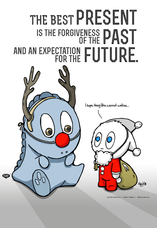 Random Doodle: Present, Past, Future…http://society6.com/KeithNakamura/Present-Past-Future_iPhone-Case