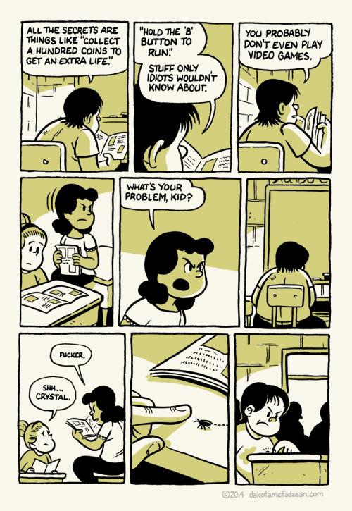 comics short stories buzzy 30dayscomics
