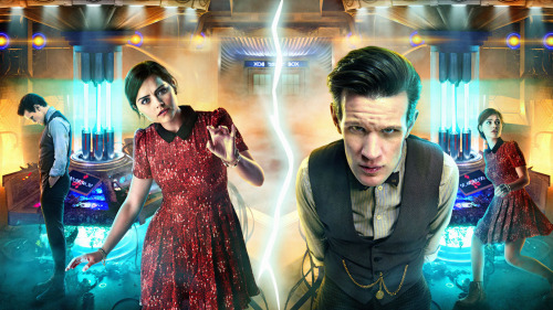 The new episode art for Journey To The Centre of The TARDIS. We've updated our blog header accordingly. Find a high res version of this art in our imgur gallery for Doctor Who Series 7.2.