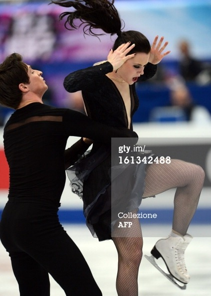 Tessa Virtue And Scott Moir 4cc 2013
