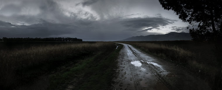 proustitute:  Nuri Bilge Ceylan, Country Road at Dusk, 2003