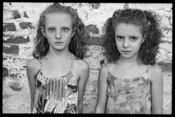 'Beautiful Twin Sisters' - 2012                                               snake