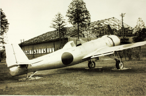 Nakajima Warplanes…Image #3: the Nakajima Ki-115 Tsurugi (Sabre) Also known as the Tota or Wisteria Blossom the Ki-115 was a suicide aircraft designed to use non-strategic construction materials. It failed to serve in active kamikaze sorties before war's end