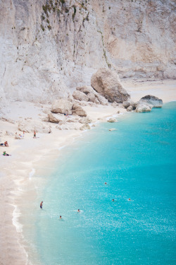Porto Katsiki, Greece  | by © VictorMk1 | via woodendreams