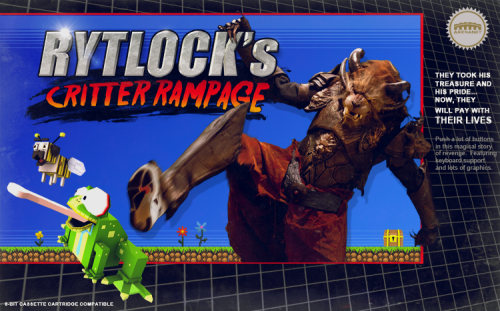 Rytlock's Critter Rampage #GW2 » Play it !