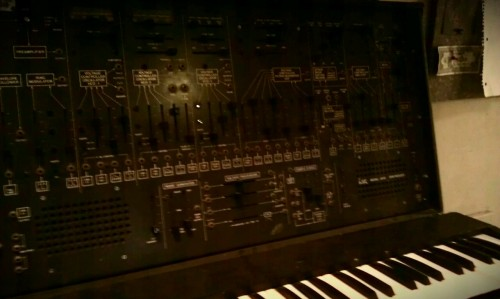 Old school synth