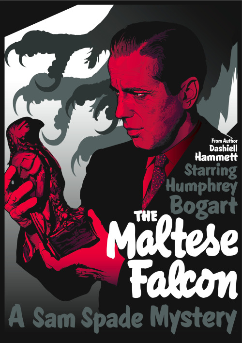 The Maltese Falcon by Ciarán O'Donovan