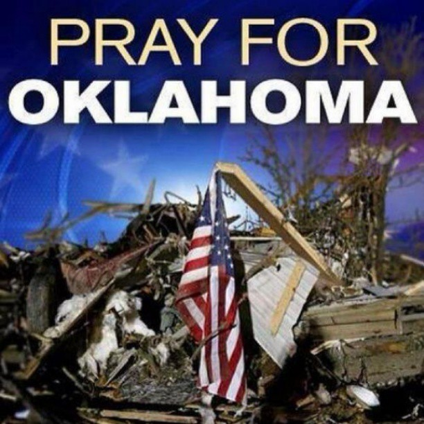 God Bless #PrayForOklahoma