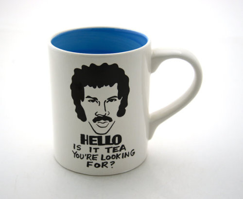 ITEM OF THE DAY: ITEM OF THE DAY: IS IT TEA YOU'RE LOOKING FOR?by Karen Belz http://bit.ly/Sul6Gu