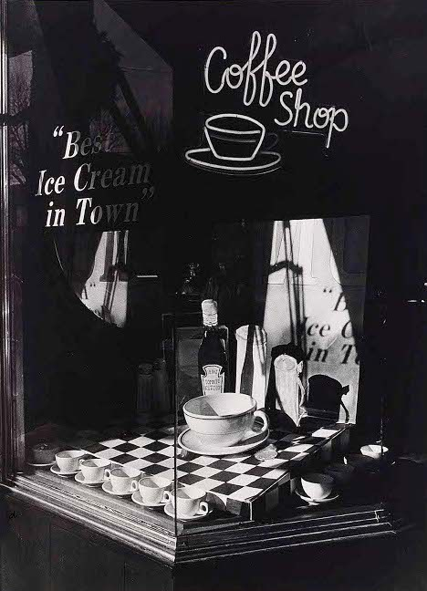 Coffee Shop jaffee 1987