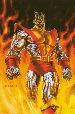 westcoastavengers:  Colossus by Alex Horley