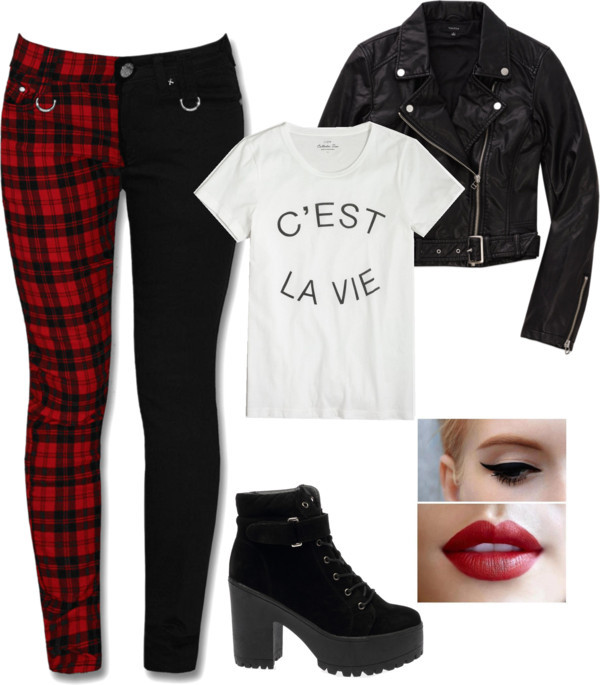 Untitled #32 by allison-gilbert93 featuring black velvet jeansCotton t shirt / Black velvet jeans, $45 / Suede booties, $46