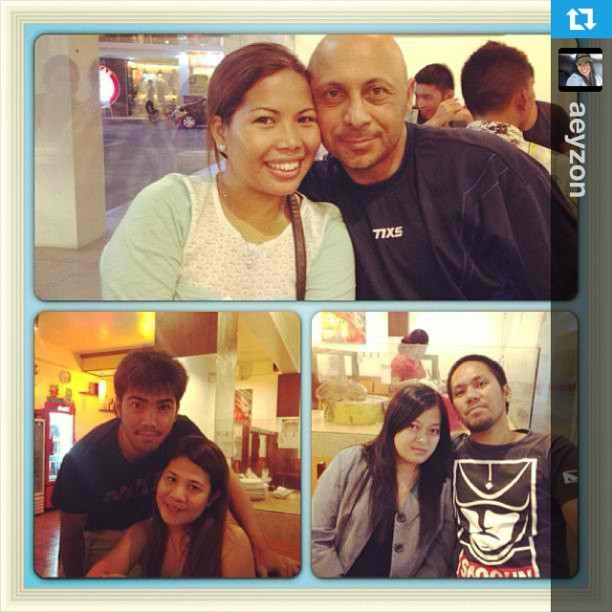Pre Mothers Day Celebration. 😊❤ #Repost from @aeyzon with @repostapp  (at Rico's Lechon Restaurant)