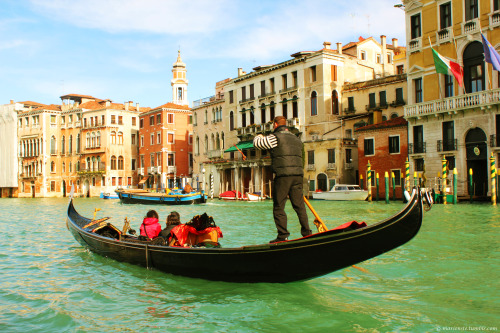Venice, Italy Our blog Postcards from Marion and Ste is new and based exclusively on our own material. We post stories and photos from our trips, interviews with travel bloggers, restaurant and hotel reviews, travel blog info. Follow us and help us promote our new, original blog! (And give this photo thousands of notes :) )