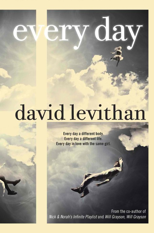 Every Day by David Levithan Synopsis (Lifted from Goodreads): Every day a different body. Every day a different life. Every day in love with the same girl.There's never any warning about where it will be or who it will be. A has made peace with that, even established guidelines by which to live: Never get too attached. Avoid being noticed. Do not interfere.It's all fine until the morning that A wakes up in the body of Justin and meets Justin's girlfriend, Rhiannon. From that moment, the rules by which A has been living no longer apply. Because finally A has found someone he wants to be with—day in, day out, day after day. Thoughts:  Probably one of the most bizarre love stories ever made. Looking into A's perspective, it's just so saddening that at the end and at the start of the day, you still get to be yourself but still NOT yourself at the same time. And you get to love someone but end up helpless because of the rough conditions beyond your reach. He knows that he can fix this, but he learned to let go of his love and his chance of being normal just so that the last guy he ended up with won't be sacrificed at his own expense. A kind and giving act not everyone can deal with.