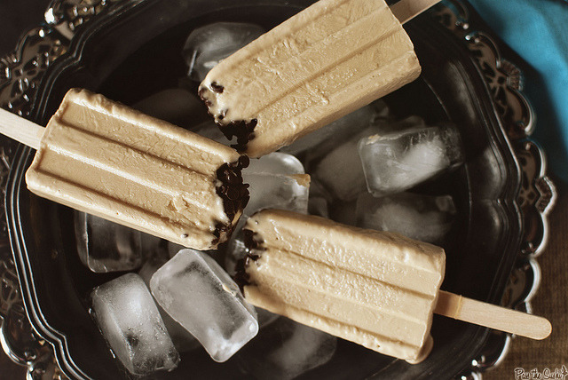 (via Peanut Butter Banana Popsicle Recipe)