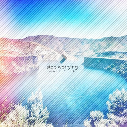 "spiritualinspiration:  Are you worrying about something today? To worry means to allow something to revolve in your mind over and over again. God doesn't want you to live worried or anxious about anything. He knows that worry steals your peace and joy. It affects every area of your life. Have you heard the saying, ""Don't worry yourself sick?"" That's because worrying affects your physical body. It affects your sleep. You won't ever gain anything by worrying; in fact, you'll lose precious moments that you can never get back again. The good news is that God has promised that you can have victory over worry. It starts by making the choice to trust in Him. When you cast your cares on Him, He will give you His peace.  Decide today to put an end to worry in your life. Choose to feed your faith and fill your mind with God's promises. As you focus on God's Word, you'll drive out worry and fill your heart with faith and expectancy; and you'll be empowered to move forward into the life of blessing He has in store for you!"