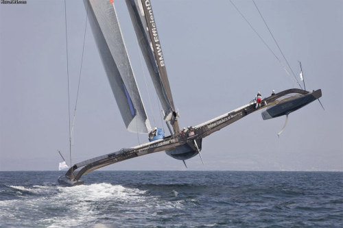 wingthingaling:  As seen in America's CUp in Valencia/ Spain 2009 (?) I can feel my stomach sink just by wathing this photo  :-S