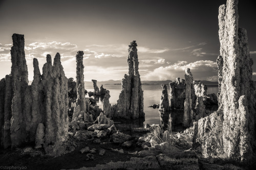 lensblr-network:  Mono Lake, California by stephenyao.tumblr.com