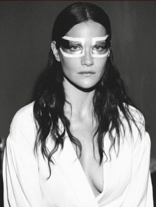 "mariacarlabosscono:  ""Wild,"" photographed by Gregory Harris for Numero #141 March 2013"