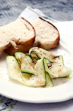 Zucchini Salad I by Rosa's Yummy Yums on Flickr.
