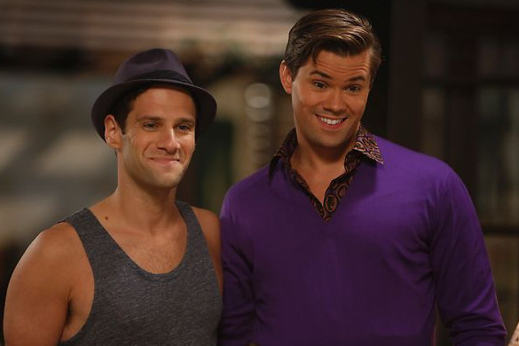 nbcthenewnormal:  Do you remember when Bryan and David first met?