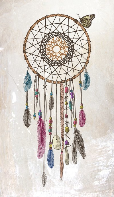 paulita1985:  (1) hippie | Tumblr on We Heart It - http://weheartit.com/entry/59806802/via/paulaisazz   Hearted from: http://die-young-stay-pr3tty.tumblr.com/post/49076694520  #dreamcatcher #chill #hippie #awesome