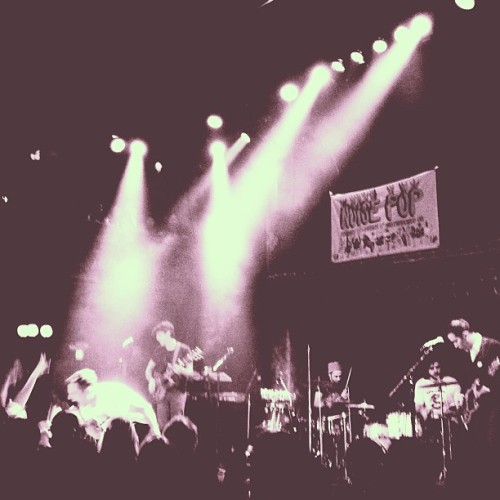 !!! Hard core funk. #gamh #noisepop #chkchkchk (at Great American Music Hall)