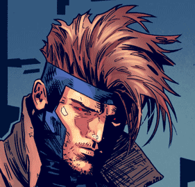 comicbook-geekgirl:  G ➩ Gambit/Remy LeBeau          {ABCs of Favorite Mutants}