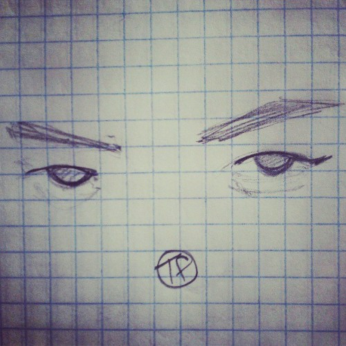 #eyes #doodle #art #pencil