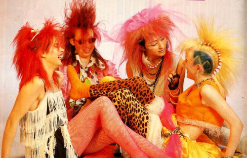 Punky and Funky! (1980s)