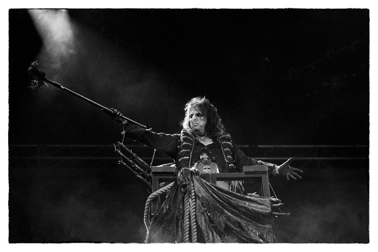 Alice Cooper - Prudential Center, Newark, NJ - July 2nd, 2012