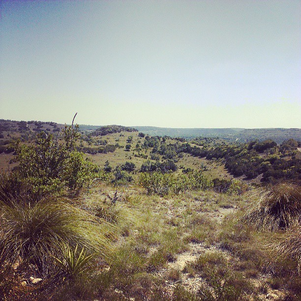 Hill country mtb