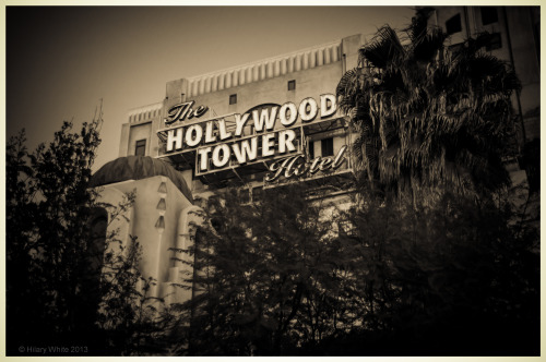 disneypix:  The Twilight Zone Tower of Terror