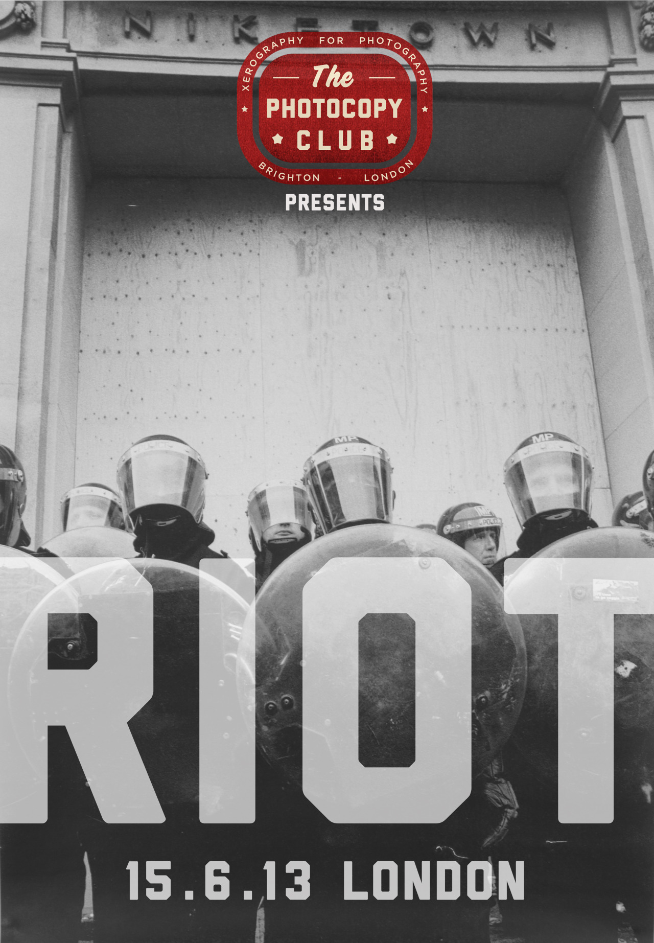 The Photocopy Club Riot - open submission call is coming soon!